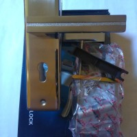 1 Set Kunci Pintu tanggung Muller / Door Lock / M68212