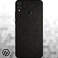 [EXACOAT] Honor 8X 3M Skin / Garskin - Leather Black