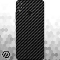 [EXACOAT] Honor 8X 3M Skin / Garskin - Carbon Fiber Black