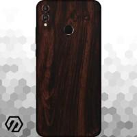 [EXACOAT] Honor 8X 3M Skin / Garskin - Wood Mahogany