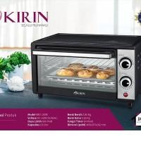 KIRIN Oven Toaster 10 Liter - KBO-100M
