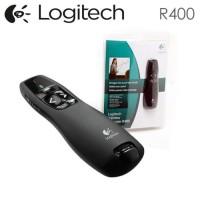 Laser Pointer Wireless Presenter R400