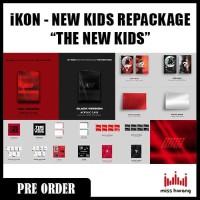 "iKON New Kids Repackage Album ""The New Kids"""