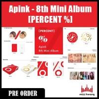 Apink - PERCENT % 8th Mini Album