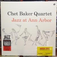 LP Chet Baker Quartet - Jazz At Ann Arbor Album Vinyl Piringan Hitam