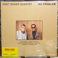 LP Chet Baker Quartet - No Problem Album Vinyl Piringan Hitam PH