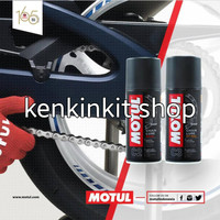 (PROMO!!!!) CHAIN LUBE MOTUL C2/ BEST CHAIN MAINTENANCE KIT