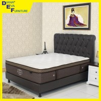 Kasur Eternity 120x200 - Dreamline Spring Bed (Full Set)