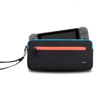 WIWU GM1815 Nintendo Switch Travel Slim Waterproof Storage Bag Black