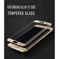 Remax Ultra Thin 3D Magic Tempered Glass For Samsung Galaxy S7 Edge -