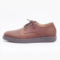 AMBLE - Sepatu Pria - Carter Lite Royal Brown af96a906e3