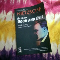 BEYOND GOOD AND EVIL - NIETZSCHE BAHASA INDO