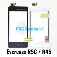 Original Touchscreen Evercoss R45 - R5C Winner X Glow Layar Sentuh TS