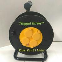 Kabel Roll KINGSTAR 25 Meter / Kabel Rol KINGSTAR 25M
