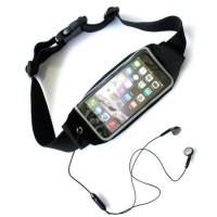 Tas Pinggang Olahraga Jogging Bisa Touchscreen - Belt Lari Anti Air