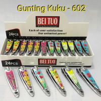 Gunting Kuku Fancy 602