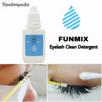 FUNMIX Clean Eyelash Detergent Primer Pembersih Bulu Mata