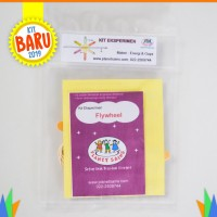 FLYWHEEL | KIT EKSPERIMEN SAINS | MAINAN ANAK