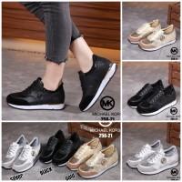 MICHAEL KORS II 56-21 Sepatu Batam Import Wanita Fashion Sneakers