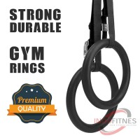 ABS Gymnastic Ring - Gym Rings - Pull up Fitness Crossfit Training