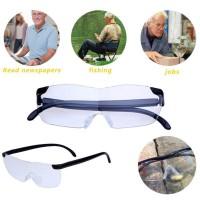 Big Vision Kacamata Pembesar Pria Wanita - KHM285