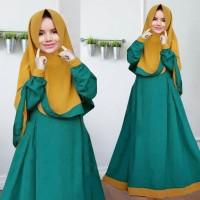 Maxi Wulandari Kid/Gamis Anak/Gamis Anak Syari/Baju Muslim Anak