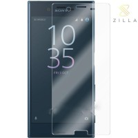 Zilla 2.5D Tempered Glass Curved Edge 9H 0.26Mm For Sony Xperia Xz