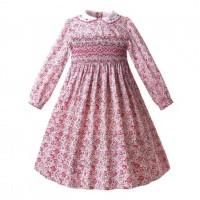 Baju Pesta Dress Anak Wanita Long Sleeve Dress 10