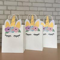 Paperbag Unicorn Paper Bag Tas Kertas Goodie bag