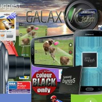 Samsung Galaxy K ZOOM [super Cam 20,7mp 10xOptical Zoom] BLACK