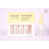 Wardah Nature Daily Witch Hazel Purifying Serum 5x5ml ( Original