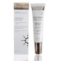 OriginalPromo Wardah White Secret Brightening Eye Cream 10ml Original