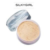Jual SILKY GIRL Shine-free Loose Powder 20 gr Limited