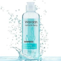 BPOM Wardah Seaweed Cleansing Micellar Water 240 ml Original