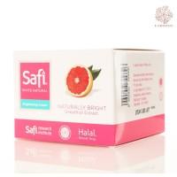 Dijual Safi White Natural Brightening Cream Grape Fruit Extrac Murah