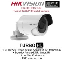 CCTV Hikvision DS-2CE16DOT-IRPF 1080P/ 2MP Turbo HD
