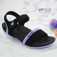 ss Sepatu Sandal Wanita Gunung Purple (G8690W-41) Anti Slip Tahan Air
