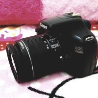 Kamera Dslr Canon 1100D , Canon eos 1100D