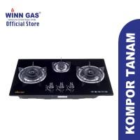 Winn Gas Kompor Kaca W-999 Tanam