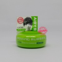 Pomade - Gatsby - moving rubber air rise hijau 80g