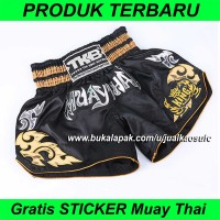 Celana Muay Thai, Celana Muay Thai Top King, Celana Top King CT003