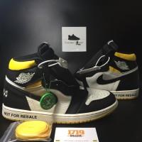 df4ff66340f16 Nike Air Jordan 1 (Not For Resale) Yellow