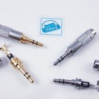 Replacement Jack Oyaide 3.5 mm TRS Non Mic Free Fitting Jack Cable
