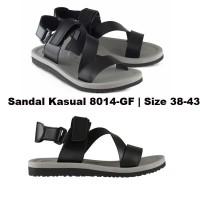 Sandal Kasual-Sandal Umroh-Sandal Gunung Anti Slip 8014-GF