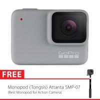 GoPro Hero7 / Hero 7 White Edition + Tongsis