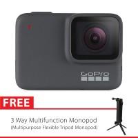 GoPro Hero7 / Hero 7 Silver Edition 3 Way Monopod