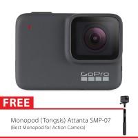 GoPro Hero7 / Hero 7 Silver Edition + Tongsis