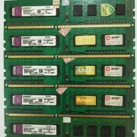 Memori Pc DDR3 2GB Samsung Micron Pc10600