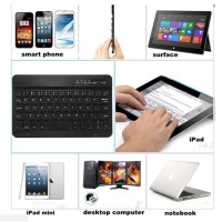 MINI KEYBOARD BLUETOOTH ULTRA SLIM FOR PC IOS ANDROID WINDOWS IPAD