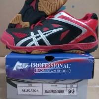 sepatu ALLIGATOR Professional voli,volly, badminton